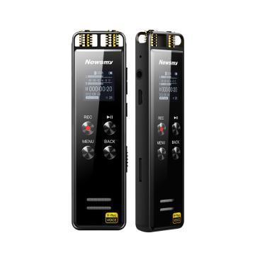纽曼(Newsmy)录音笔RD07 8GB 黑色
