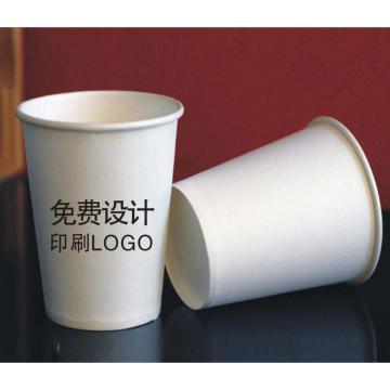 JM 纸杯,四色印刷,尺寸9盎司,280克纸,覆膜