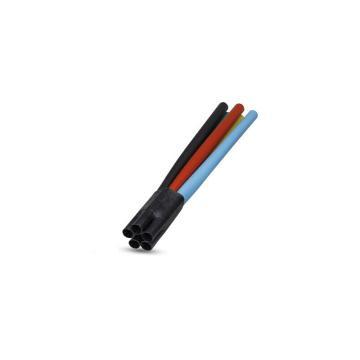 德力西DELIXI 1KV交联电缆终端 5芯 25-50mm2,DHARSZD5X2550