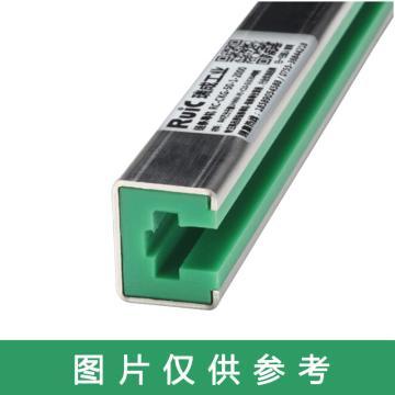 瑞成RuiC CKG型单排链条导轨,链号10A,长度950(不含链条),RC-CKG-10A-L950-C10-Q235