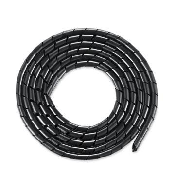 包尔星克Powersync 缠绕管保护套电线理线器(黑色)12mm*2M,ACLWAGW2G0