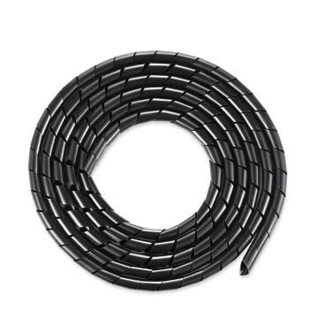 包尔星克Powersync 缠绕管保护套电线理线器(黑色)8mm*2M,ACLWAGW2A0