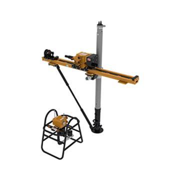创能 气动架柱式钻机 ,ZQJC-1000/12.0S,煤安证号MED180190