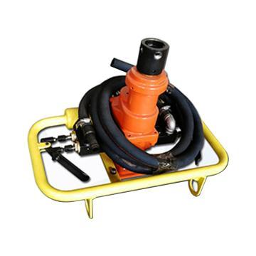 创能 架座支撑气动手持式钻机,ZQSZ-90/2.4,煤安证号MED140092