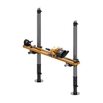 创能 气动架柱式钻机 ,ZQJC-760/12.0S,煤安证号MED180199