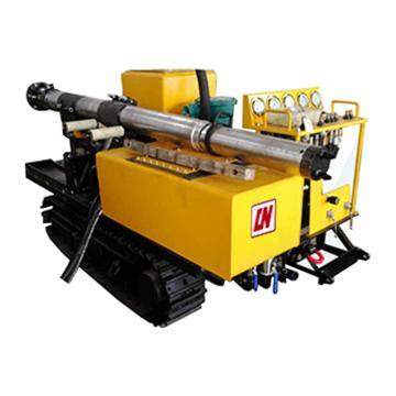 创能 煤矿用深孔钻车,CMS1-2300/37,煤安证号MED140225