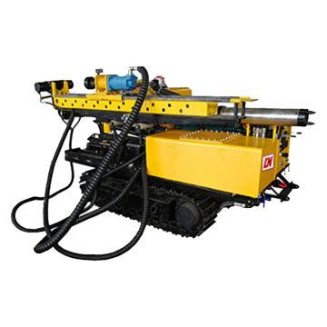 创能 煤矿用深孔钻车,CMS1-2000/30,煤安证号MED140230