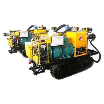 创能 煤矿用深孔钻车,CMS1-1300/30,煤安证号MED140227