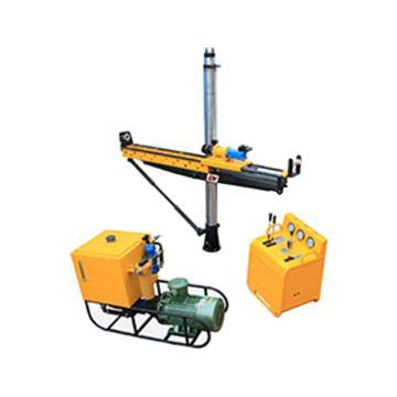 创能 架柱式液压回转钻机 ,ZYJ-800/220,煤安证号MED130430