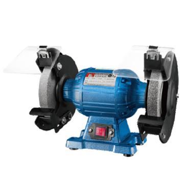 东成台式砂轮机,砂轮盘径125mm,250W,2840r/min,S1E-FF-125
