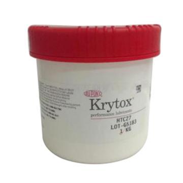 KRYTOX 全氟聚醚高温润滑,HTC27,1KG/罐