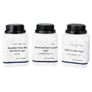 日水(NISSUI) 培养基 TCBS琼脂 250g/瓶,TCBS琼脂,CC-4495-01