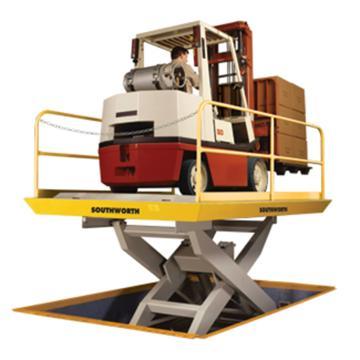 索斯沃斯 重型装卸台升降机,额定载重(kg):4536,SJZ4.5-1.5