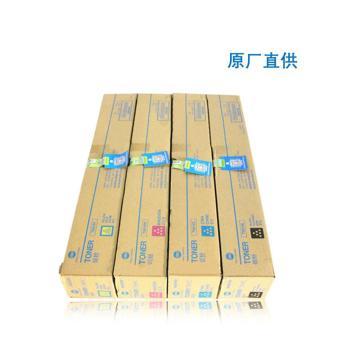 柯尼卡美能达 原装碳粉,TN514C 青色 适用于:柯尼卡美能达 C458/C558/C658 原厂直供