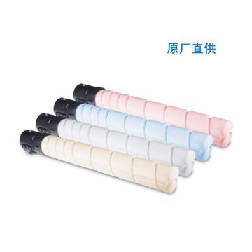 柯尼卡美能达 原装碳粉,TN613Y 黄色 适用于:柯尼卡美能达 C552/C652 原厂直供