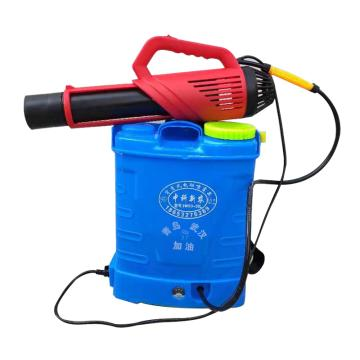 中科新农 背负电动风筒(喷杆)式喷雾器,容量20L 铅酸12V 12Ah,3WBD-20L(A型)
