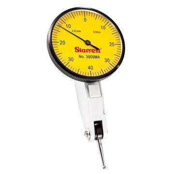 施泰力 公制杠杆千分表,0-0.2mm,3808MA,不含第三方检测