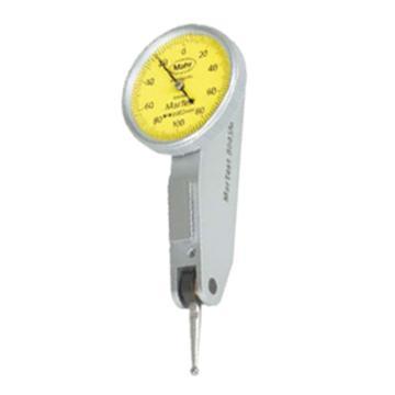 马尔 Mahr 水平型杠杆千分表,800SM 0.002mm、±0.1mm,4308150,不含第三方检测