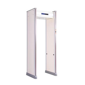 酷卫士 测温通过式金属探测安检门,温度精度±0.5℃,测试距离0.1-0.2米,KWS-DJJ-6区
