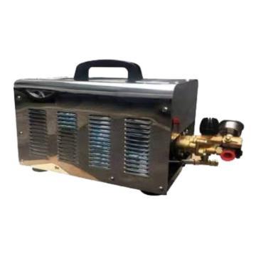 恒博岳 高压微雾消毒喷雾机,可移动喷淋房系统,包含成套不锈钢喷嘴和水管,HBY-WW-A