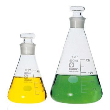 柴田科学(SHIBATA) TS磨口三角烧瓶(带标准刻度)010330-2001A 200ml(1个),6-016-06,6-016-06
