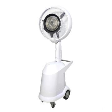 九洲普惠 雾化降温器(移动式),D-6C,220V,270W,60L大容量水箱,自动入水,摆角90°,适用80m²