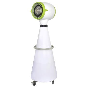 九洲普惠 雾化降温器(移动式),A-4C,220V,330W,94L大容量水箱,自动入水,摆角90°,适用95m²