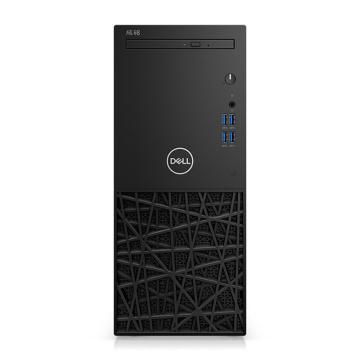 戴尔台式机,成铭3988 MT I5-9500/8GB/256GB SSD/无光驱/集显/Win10家庭版/3年上门/365W 单主机