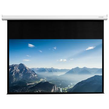 美视 投影幕布, 150英寸电动遥控 4:3