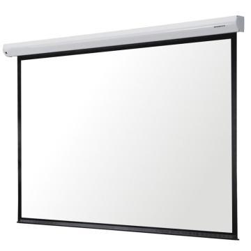 美视 投影幕布, 120英寸电动遥控 4:3