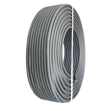 起帆 聚氯乙烯护套软线,RVV-2*0.75mm²灰色,100米/卷