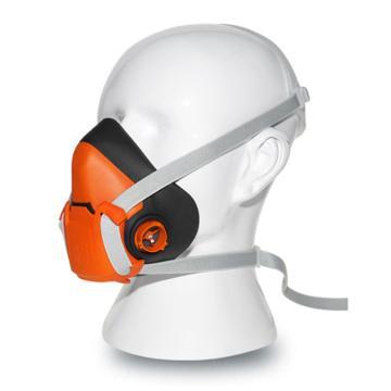 海固 防尘面罩套装,N95(面罩+10片滤棉+1对滤尘盒)