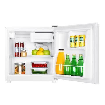 海尔 50L小型迷你单门冷藏微冻一体冰箱,BC-50EN,直冷,一级能效