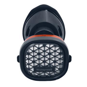 霍尼韦尔Honeywell 7200防毒防尘面具套装,防有机气体(面罩+1个滤棉+1个滤盒+1个滤棉盖)