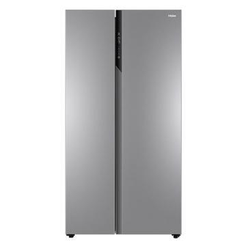 海尔 527L超薄双变频大容量对开门冰箱,BCD-527WDPC,风冷无霜