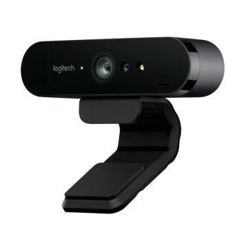 罗技(Logitech) C1000e 高清商务网络摄像头 广角摄像头 面部识别登录