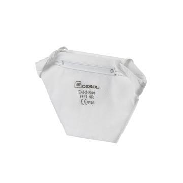 GEBOL 防尘口罩,FFP1 德国进口,3只/包(售完为止)