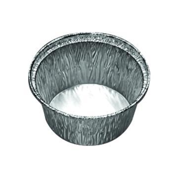 LLG Labware 铝容器(圆型),110ml,φ80×φ56×34mm,1盒(100只),9106241,3-8512-02