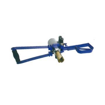 三K工具 手持式乳化液钻机,ZRS31.5-155/180,煤安证号MED190208