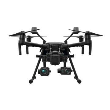 大疆无人机套装,MATRICE 210 RTKV2(飞行器+遥控器+电池+充电器)+禅思Z30+CrystalSky高亮显示屏