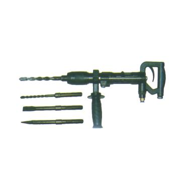 三K工具 手持式凿岩机,YP5 0.5Mpa,煤安证号MED180253