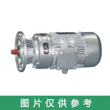 永嘉浩博 微型摆线减速机,WB65-LD-11-120,出轴12mm
