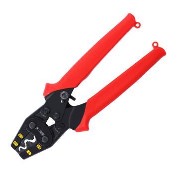 罗宾汉 YO裸端子棘轮式压接钳,1.25-5.5mm2,RLY-1008,冷压线钳子