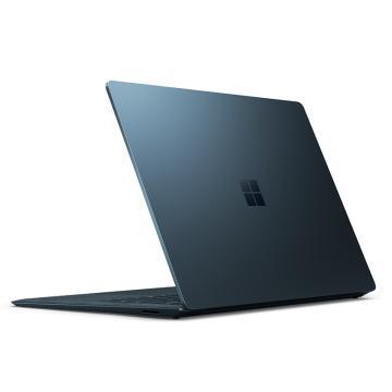 微软超轻薄触控笔记本电脑,surface laptop3 13.5寸(I5/8G/256G/灰钴蓝/专业版/三年保修)