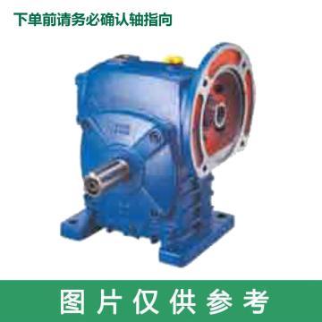 杰牌传动JIE 蜗杆减速机,规格70,速比15,WPDS 70-15-C