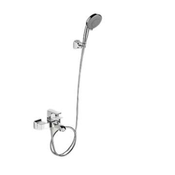 科勒 梅玛挂墙式浴缸花洒龙头,K-23369T-4-CP