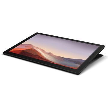 微软 surface pro 7 二合一平板电脑笔记本(I5/8G/256G/典雅黑/WIN10专业版/三年保修)