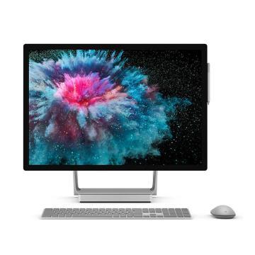 微软 surface studio2(I7/32G/2TB/GTX1070高配)(含键盘、鼠标、触控笔)