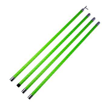 华泰 110KV令克棒拉闸杆,接扣式4节6米,红黄绿三种颜色随机发货