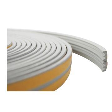 艾高 自粘式密封条,25×3×5000mm,卷